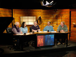 Montana Ag Live, a weekly locally-produced TV program, features  subject specialists to answer phoned-in questions and diagnose plant problems.  It reaches 20,000 viewers per episode.