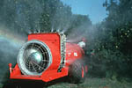 Figure 28. Figure 28. Typical air-blast sprayer. (Courtesy L.K. Jackson, copyright-free)